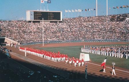 『東京オリンピック』メイン